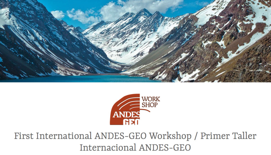 1st ANDES GEO Workshop
